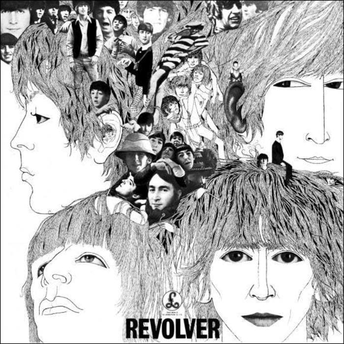 Revolver Album The Beatles Revolution At The Cavern Club and Forum