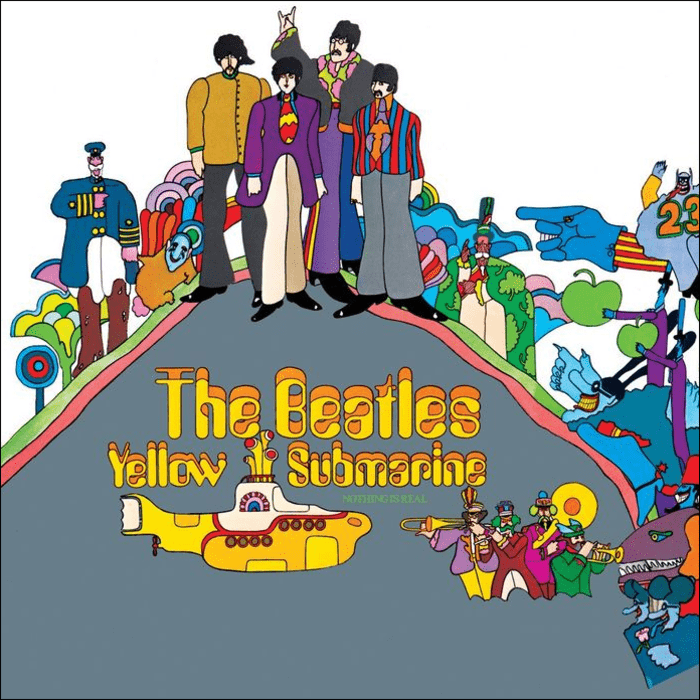 The Beatles - Yellow Submarine album at the Cavern Club and Forum