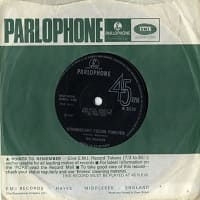 Double A-side single - Strawberry Fields Forever / Penny Lane