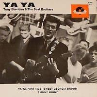 Ya Ya EP - Tony Sheridan and The Beatles - Beat Brothers - Sweey Georgia Brown and Skinny Minny