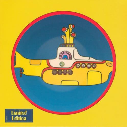 Yellow Submarine Anniversary Single Picture Disc 50th anniversary issue 2018