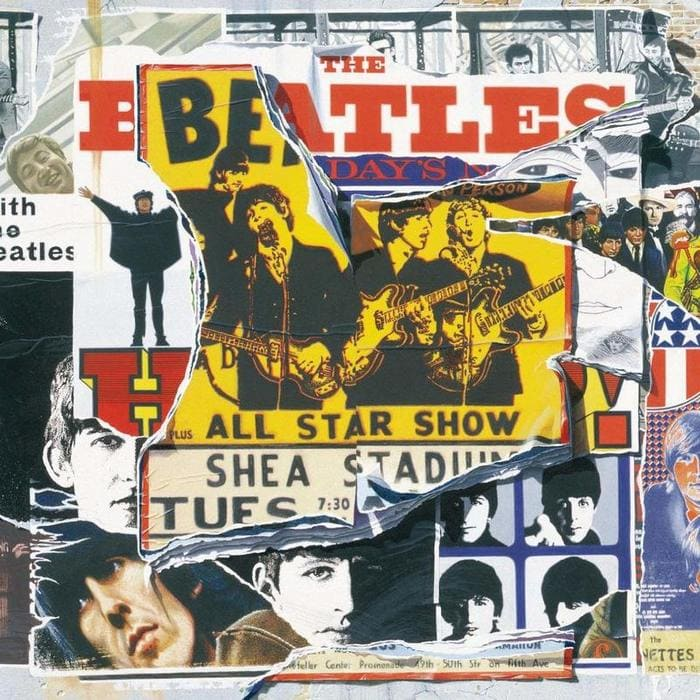 The Beatles Anthology 2 album cover - Cavern Club and public forum