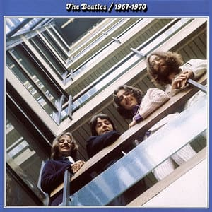 Red Album (67-70) (1973) (Small) The Beatles Cavern Club and Forum