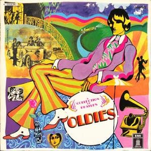 A Collection Of Oldies Album (1966) (Small) - The Beatles Cavern Club and Forum