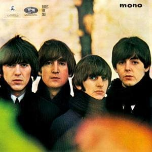 Beatles For Sale Album (1964) (Small) - The Beatles Cavern Club and Forum