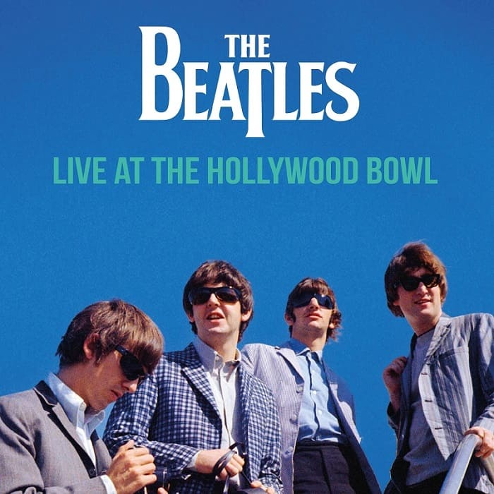 Live at the Hollywood Bowl album (2016) - The Beatles Cavern Club and Forum