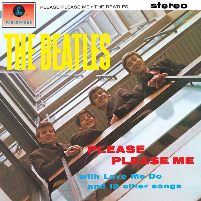 Please Please Me Album (1963) The Beatles Cavern Club