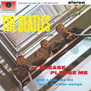 Beatles Cavern Club - Please Please Me Album 1963 small image