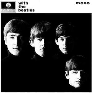 With The Beatles Album (1963) Cavern Club and Forum