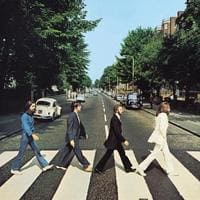 Something is a song from The Beatles' album, Abbey Road