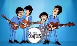 The Beatles TV cartoon show