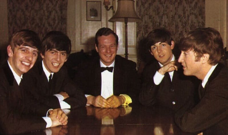 Brian Epstein Manager of The Beatles - Cavern Club