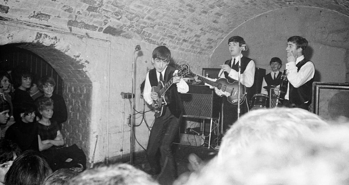The Beatles Cavern Club and Forum for Fab Four fans everywhere a moptop appreciation society