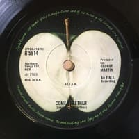 Come Together single by The Beatles