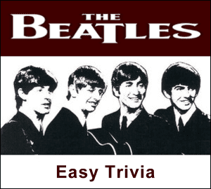 Easy Beatles Trivia - Fab Four Quiz at The Cavern Club and Forum