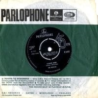 Eleanor Rigby single / Yellow Submarine double A side
