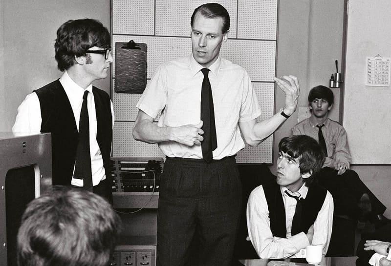 George Martin - producer - Beatles Forum