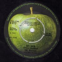 Get Back is a single by The Beatles