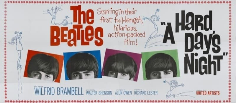 A Hard Day's Night Film - The Beatles Cavern Club and Forum