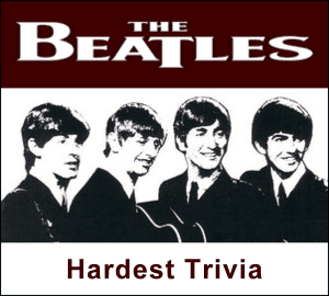 The Beatles Quiz - Hardest Fab Four Trivia at the Cavern Club and Forum