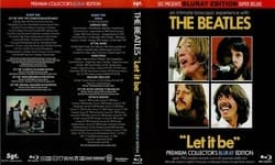 Beatles Films - Let It Be Movie