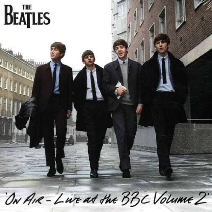 On Air Live At The BBC Vol 2 - The Beatles Cavern Club and Forum