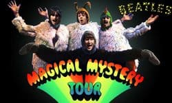 Beatles Films - Magical Mystery Tour Movie