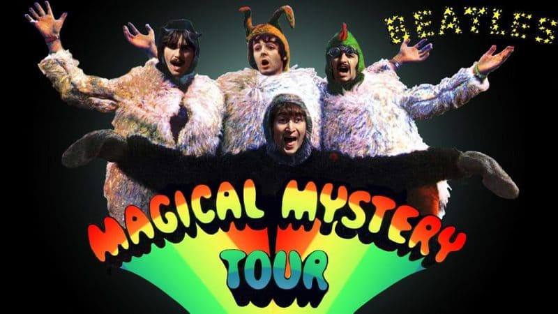 Magical Mystery Tour Film - The Beatles Cavern Club and Forum