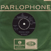 Paperback Writer - Beatles' Number One Single Record