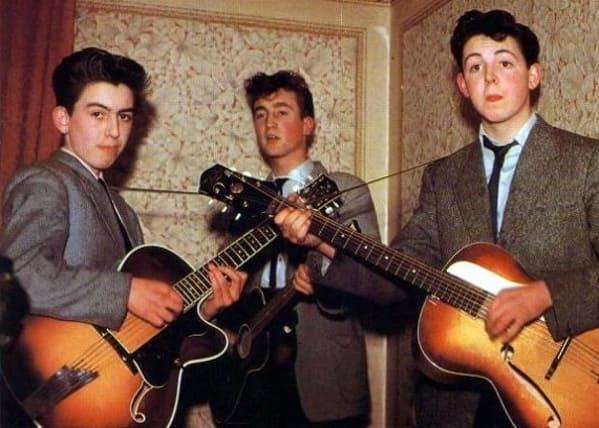 Paul McCartney and The Quarrymen - Beatles Forum