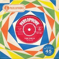 Please Please Me UK Single from 1963 by The Beatles