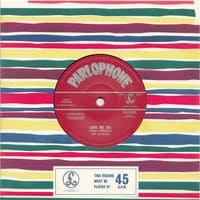 PS I Love You - B-side to Love Me Do from The Beatles in 1962