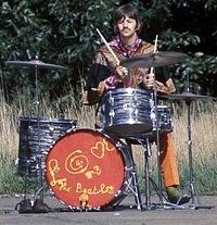 Name this Beatles' film from the image - Fab Four trivia - Magical Mystery Tour