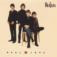 Real Love CD Single from The Beatles in 1996