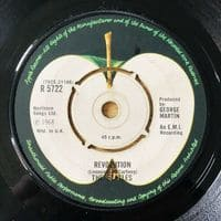 Revolution is the B-side of the Hey Jude single by The Beatles from 1968