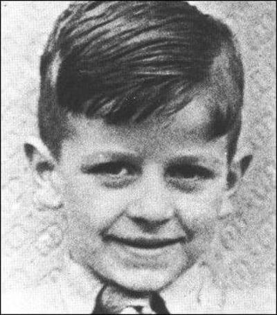Ringo Starr - Sir Richard Starkey schoolboy and child - Beatles Forum and Cavern Club