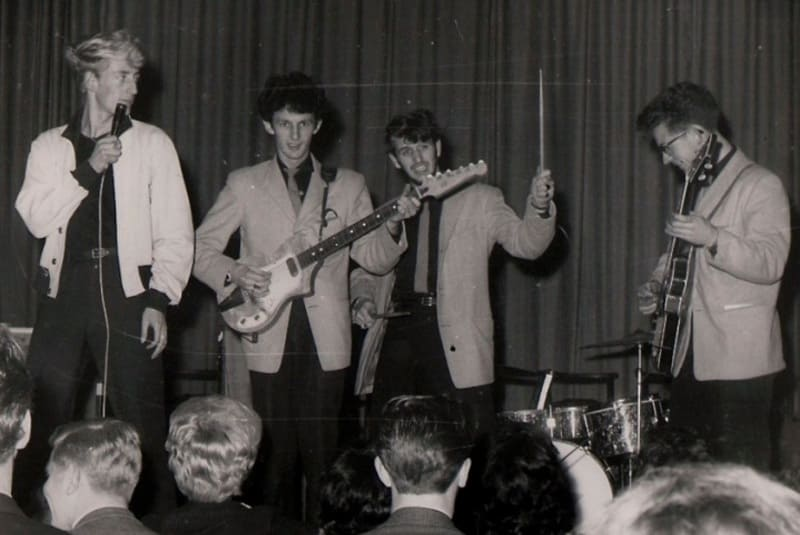 Rory Storm and the Hurricanes with Ringo Starr - Beatles Forum and Cavern Club