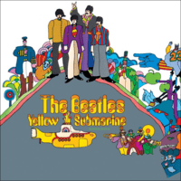Yellow Submarine In Pepperland is on the album by The Beatles
