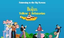 Beatles Films - Yellow Submarine Cartoon Movie