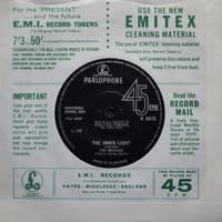 The Inner Light - B-side to Lady Madonna by The Beatles