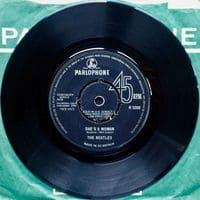 She's A Woman - Beatles' single B-side to I Feel Fine