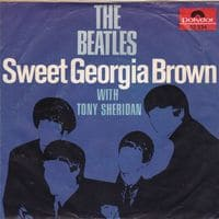 Sweet Georgia Brown - Tony Sheridan and The Beatles single