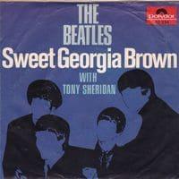 Sweet Georgia Brown - Tony Sheridan and The Beatles single