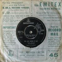 We Can Work It Out - Day Tripper - 1965 Beatles' double A-side single