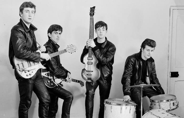 Pete Best was drummer with The Beatles from 1960 to 1962