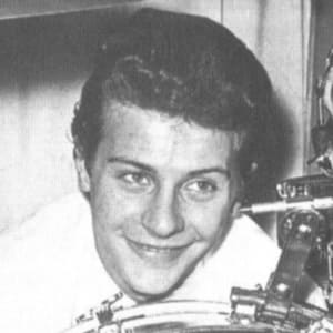 Pete Best - drummer for The Beatles aka The Quarrymen