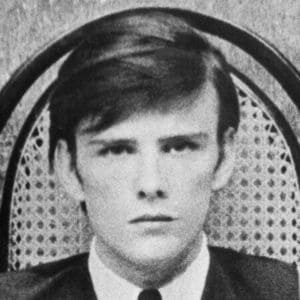 Stuart Sutcliffe - bass guitarist for The Beatles and The Quarrymen - also art student
